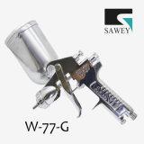 Sawey W-77 중력 수동 분무 노즐 전자총