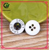 Bouton de pardessus de chemise de résine de prix usine de fournisseur de la Chine