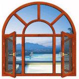 Prezzo della finestra di alluminio per l'esportazione del mercato del Nepal dalla fabbrica della Cina Foshan
