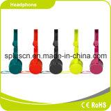 승진 제품 선물 무료 샘플 유연한 입체 음향 헤드폰