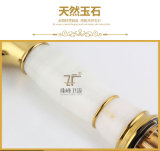2016 Новый дизайн Одной ручкой Zf-707 Джейд латунный кран бассейна