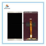 Huawei 동료를 위한 고품질 이동 전화 LCD 8개 부품