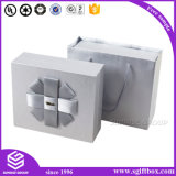 주문을 받아서 만들어진 포장 장식용 서류상 선물 상자를 인쇄하는 Cmyk