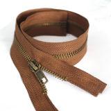 Zipper de bronze (7017)
