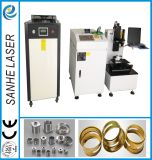 Machine automatique de soudure laser de transmission par fibres optiques de haute précision