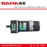 24V 90W DC motor del engranaje del motor eléctrico