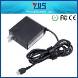 45W 20V 2.25A/12V 3A/5V 2A USB Palladium-Typ c-Aufladeeinheits-Adapter für Lenovo Laptop