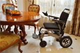Sedia a rotelle pieghevole di energia elettrica dell'azionamento della rotella del prodotto di promozione per l'anziano e Handicapped