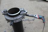 Elektrischer und hydraulischer Rohr-Ausschnitt und abschrägenmaschine