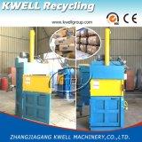 Prensa hidráulica del reciclaje inútil/máquina de embalaje de la cartulina/máquina de la compresa del cartón