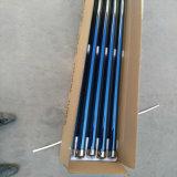 Système de panneaux métalliques pour tubes à vide à énergie solaire en Chine