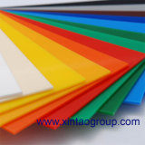 Alto brillo de 3 mm de color claro e iridiscente Color Acrylic Sheet Precio