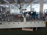 장식적인 사용법 최신 접착제 Pur 박판으로 만드는 코팅 기계