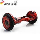 Wind Rover Nouvelle conception 10 pouces Scooter 2 roues Scooter adulte Scooter mobile