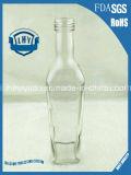 750ml de transparante Loodvrije Vierkante Fles van het Glas van de Olijfolie