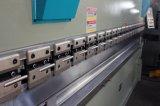 Dobladora del CNC de Wf67K del metal del freno hidráulico de la prensa (200T/3200)