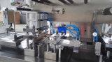 Plat Alu-Alu automatique comprimé pilule Softgel Capsule Alu PVC machine de conditionnement sous blister