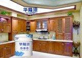Hualong alta PU de acabado anti-amarillo muebles de recubrimiento (HJ2050)
