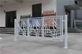 Balcon en acier galvanisé décoratif de haute qualité 12 de clôture d'alliage d'aluminium