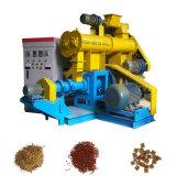 Voie sèche et mouillée façon Making Machine d'alimentation. Les aliments pour poissons flottant Pellet Machine d'Extrusion