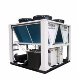 Refrigerador refrigerado a ar do parafuso (único tipo) da baixa temperatura Bks-140al