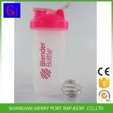 Напольная портативная бутылка трасучки протеина бутылки воды перемещения бутылки воды