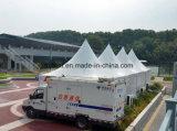 SGSが付いている最も新しいアルミニウムフレームの塔党テントのおおいのテント