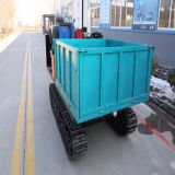 고무 궤도를 가진 Puyi 수송 차 및 1.5tons를 위한 바퀴