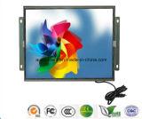 "10.4 "" Open Industriële LCD van het Frame Monitor met 4-draad Weerstand biedende Aanraking"