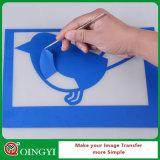 Vinilo del traspaso térmico del PVC de Qingyi para la ropa