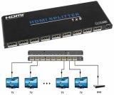 4k*2k Uhd 1*8 HDMIのディバイダー