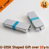 Изготовленный на заказ привод вспышки USB металла подарка логоса (YT-1243)