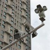 100mの夜間視界HD PTZ赤外線IPのカメラ