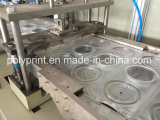 Thermoforming機械は作るビスケットまたはフルーツ(OOBG-470B)のためのPPの皿か容器を