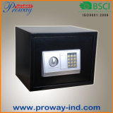 Электронный сейф обеспеченностью для дома и офиса с непредвиденный ключом
