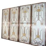 Pantalla Proyecto de metal Trabajos de construcción de aluminio Dubai Separador de habitaciones