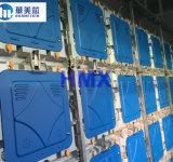 Mur visuel élevé d'intérieur du panneau DEL de l'écran DEL d'Afficheur LED de la définition P3 de poids léger pour annoncer l'étalage