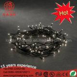 Водоустойчивые света шнура рождества провода 110V СИД резиновый для украшения праздника