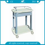 Le meilleur chariot bon marché de vente à ABS d'hôpital d'AG-Lpt006A