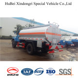10cbm Dongfengのユーロ4の燃料タンクのトラック