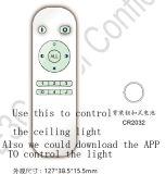 Ce/RoHS 증명서를 가진 천장 빛을 통제하기 위하여 APP를 이용하십시오
