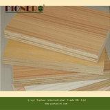 Lleno de núcleo de madera de contrachapado de melamina de alta calidad