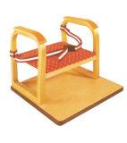 Алюминиевый штабелируя младенец обедая стул для сбывания