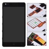 Affissione a cristalli liquidi del telefono mobile per la visualizzazione dell'affissione a cristalli liquidi di Microsoft Nokia Lumia 900 con l'Assemblea del convertitore analogico/digitale dello schermo di tocco
