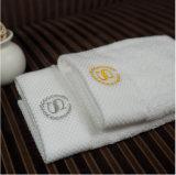 Toalhas de cinco estrelas do hotel da maquineta por atacado relativa à promoção da alta qualidade