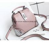 Nieuwe van de Aankomst Kleurrijke Pu Goedkope Dame Handbag van de Manier