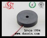 철사 Dxp17040W Piezo 초인종을%s 가진 17*4.0mm 9V 17mm 전자 마이크로 초인종