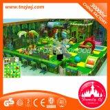 Темой джунглей игровая площадка для установки внутри помещений оборудование Naughty замок для малыша