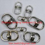 Fivelas de metal em liga de zinco / Oito fivelas