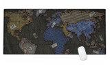 Almofada de rato de borracha extra nova Mousepad do jogo da esteira do teclado de grande computador